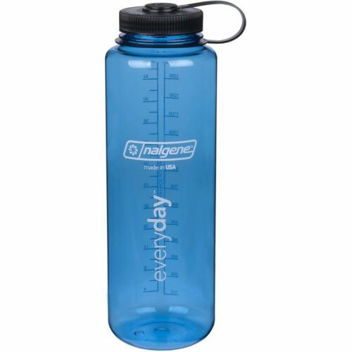 NALGENE Wide Mouth Tritan water bottle BPA free 100/% Authentic New 682009