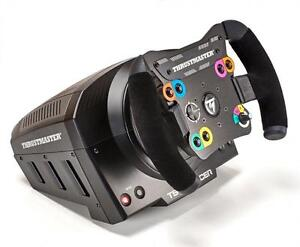 Thrustmaster-TS-PC-Racer-Racing-Wheel-PC-Compatible-T3PA-TH8A-DB9-PEDALS-T-RJ12