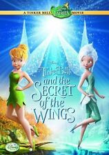 Tinker Bell And The Secret Of The Wings - Disney Fairies Tinkerbell **New DVD**