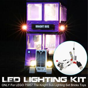USB-LED-Light-Kit-Fit-For-LEGO-75957-The-Knight-Bus-Lighting-Set-Bricks-Toys