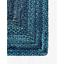thumbnail 4 - Rug 100% Cotton Braided style Handmade Runner Rug Reversible Living Modern Rug