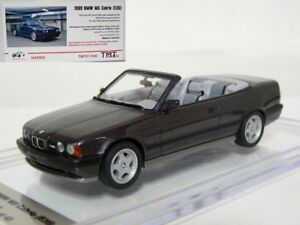 Hobby43-1-43-1989-BMW-M5-E35-E34-Cabriolet-Concept-Handmade-Resin-Model-Car