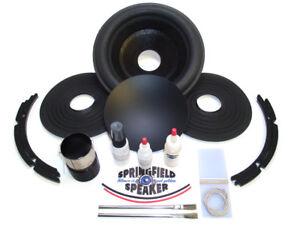 complete alpine swr 1042d recone kit dual 4 ohm incl adhesives rh ebay com alpine type-r swr-1042d manual alpine type-r swr-1042d manual