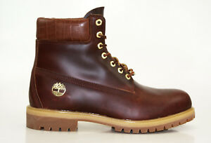 Timberland-ICON-6-pulgadas-Premium-Boots-Waterproof-Hombre-Botas-de-cordon-a1p9p
