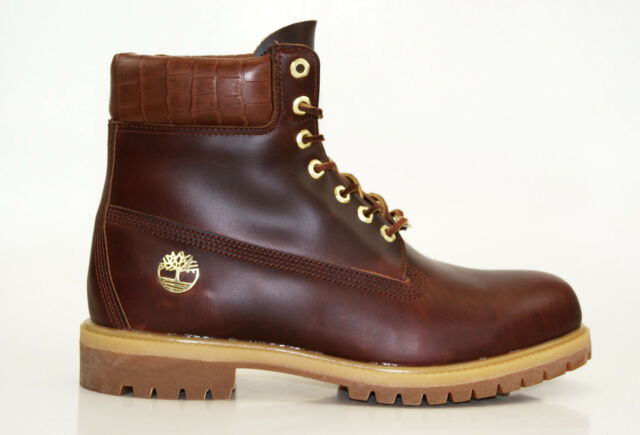 Timberland Icon 6 Inch Premium BOOTS Gr 42 US 8 5w Waterproof STIEFEL A1P9P