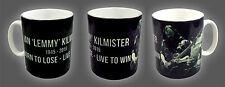 BORN TO LOSE LIVE TO WIN TRIBUTE LIVE TO WIN COFFEE TEA MUG ROCK ROCKER LEMMY