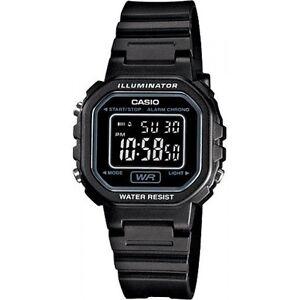 Casio-LA20WH-1B-Ladies-Black-Digital-Watch-with-LED-Light-5-Year-Battery