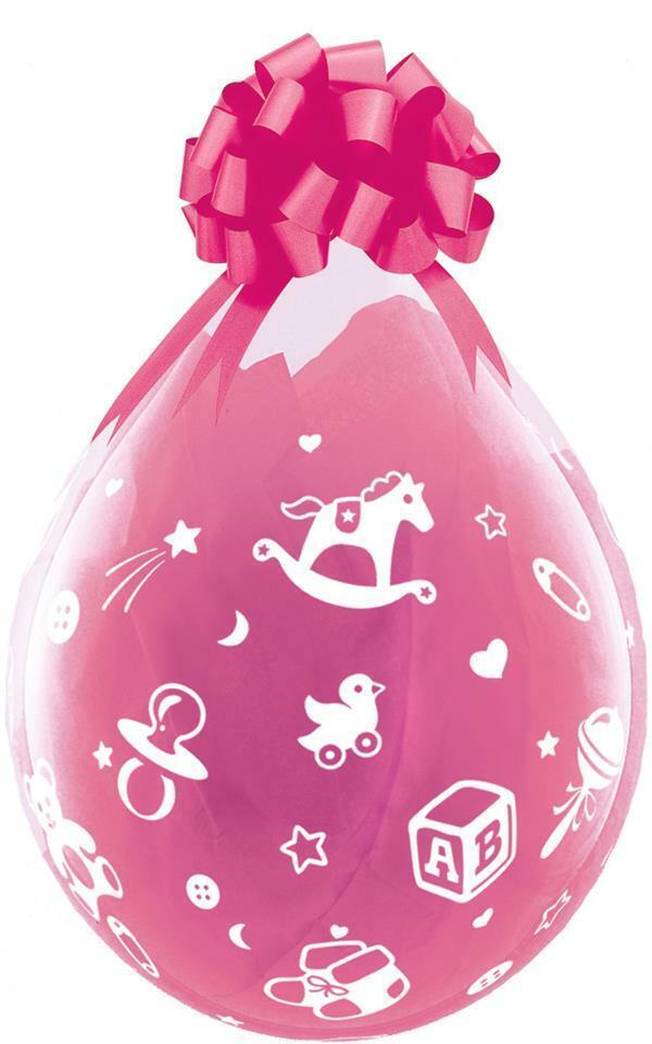 Des Babys Kinderzimmer Qualatex 45.7cm klar Luftballons x 25 25 25 - Füllung oder Luft | Haben Wir Lob Von Kunden Gewonnen  | Bunt,  2aa5e6