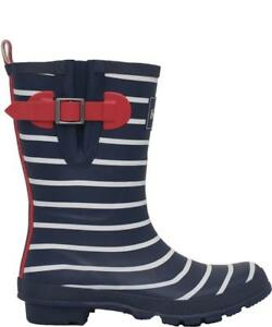Brakeburn Ladies Stripe Mid Welly - SS18 - NEW!