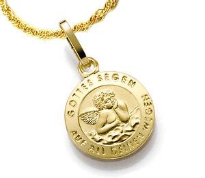 ECHT GOLD *** Winzig kleiner Perlen Anhänger  10 mm