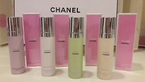 2fca7cafb03 Image is loading Chanel-Chance-Body-Oil-Spray