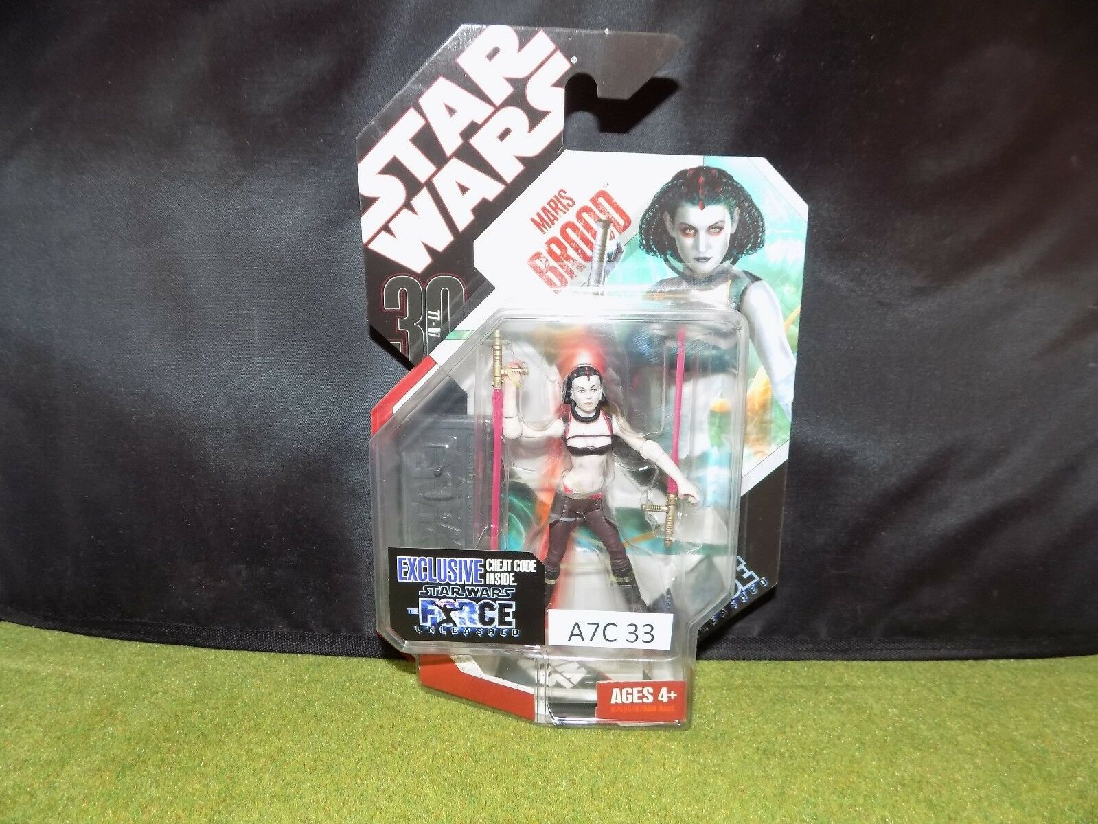 STAR WARS 30th Anniversary MARIS BROOD NIB 3.75in  (A7C 33)