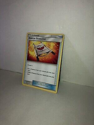 Pokemon Card Near Mint//Mint 130//145 Rescue Stretcher
