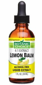Botanic-Choice-Lemon-Balm-Liquid-Extract-1-Oz-free-shipping
