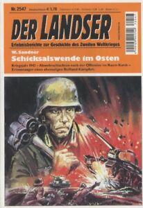 Der-Landser-Nr-2547-Zustand-1-Kleinband