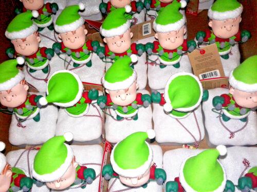 2015 LINUS Peanuts Gang Christmas Light Show Wireless Light /& Sound Show NEW