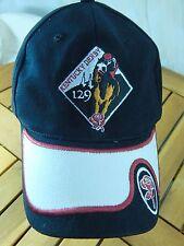 Kentucky Derby Adjustable Hat Velcro 2003 Race 129 One Size