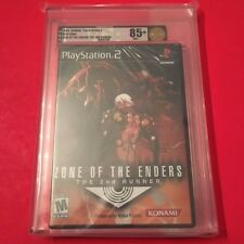 Zone of the Enders the Second Runner NEW & Factory Sealed VGA 85+ for PS2! 2nd