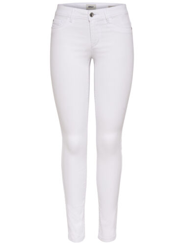 Only vaqueros señora pantalones leggings onlultimate King reg cry1703 noos Jeggings blanco