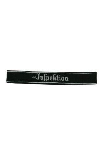 Elite Inspektion EM//NCO cuff title