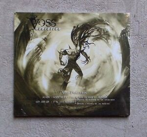 CD-AUDIO-MUSIQUE-VOSS-EVOLUTION-VOSS-REVOLUTION-CD-RARE-NEUF-2007-METAL