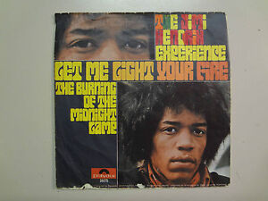 Image Is Loading JIMI HENDRIX EXP Let Me Light Your Fire