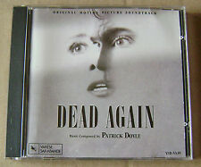 PATRICK DOYLE Dead again CD OST  VARESE SARABANDE KENNETH BRANAGH