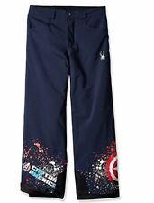 Snowboarding Pant NWT Ski Size 10 Spyder Boy/'s Marvel Hero Pants