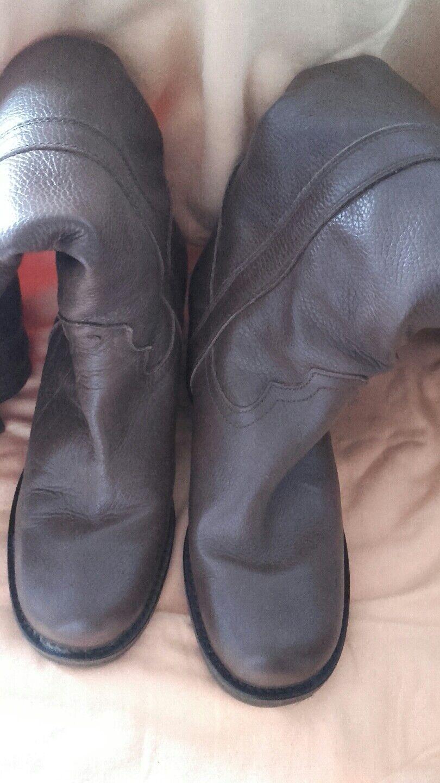 Stiefel braun Größe 40 Günstige und gute Schuhe