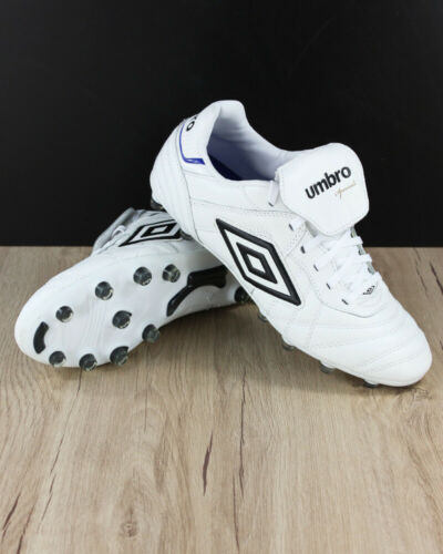Football shoes Umbro Scarpe Calcio FG Special Eternal PRO Bianco Vera pelle
