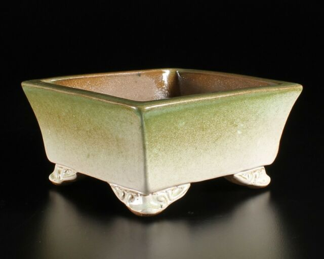 Yixing Exhibition Quality Hand Made Bonsai Pots For Sale Online