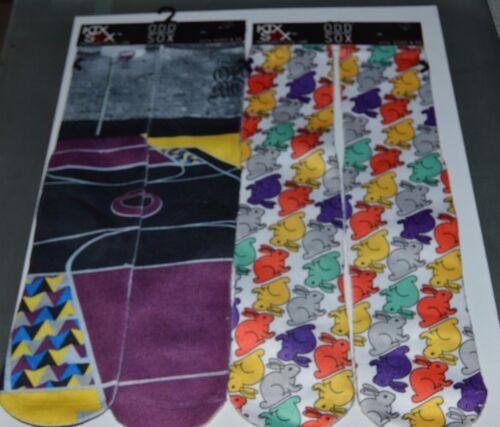 Odd Socks Bunnies//KS Grapes Bord//KS Statue Size 6-13 Free Shipping