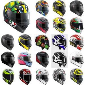 agv k3 sv full face sports touring road motorcycle helmet all