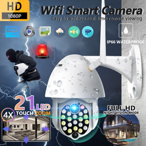 US-1080P-HD-IP-CCTV-Camera-Waterproof-Outdoor-WiFi-PTZ-Security-Wireless-IR-Cam