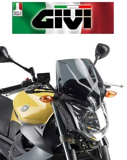 Parabrisas Específico Humo ' Yamaha XJ6 600 2009 2010 2011 2012 A286 Givi