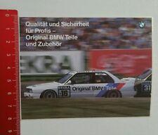 Aufkleber/Sticker: Original BMW Teile und Zubehör - BMW M Power (22031659)