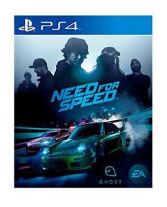 Need-FOR-SPEED-PS4-OTTIMO-spedizione-lo-stesso-giorno-tramite-consegna-super-veloce