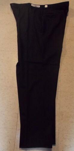 Cintas 945-35 Comfort Flex Black Work Pants Size 34x32 Pants * NEW