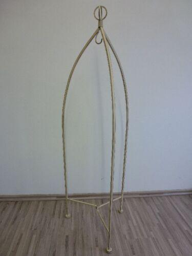 Ständer für Blumenampel Hängeampel Metallständer Metall creme 120 cm Gilde 68806