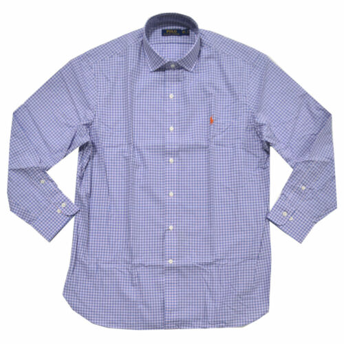 Polo Ralph Lauren Mens Shirt Buttondown Dress Shirt Nwt New Prl 15 16 17 18 1//2