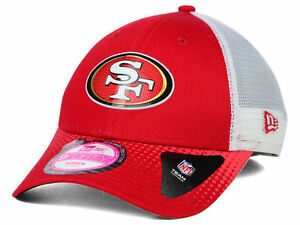 0d23eb4448961 Image is loading San-Francisco-49ers-NFL-New-Era-9Forty-WOMENS-