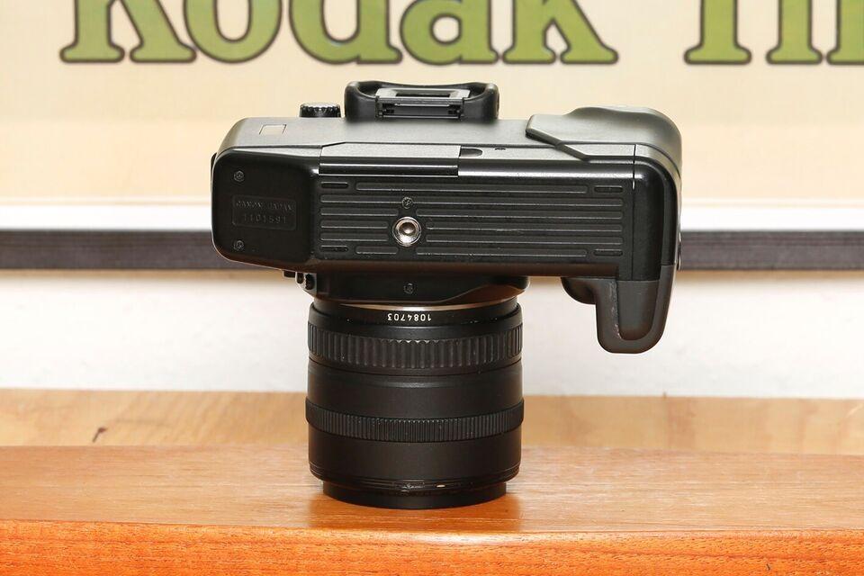 Canon, 650 Analog, spejlrefleks