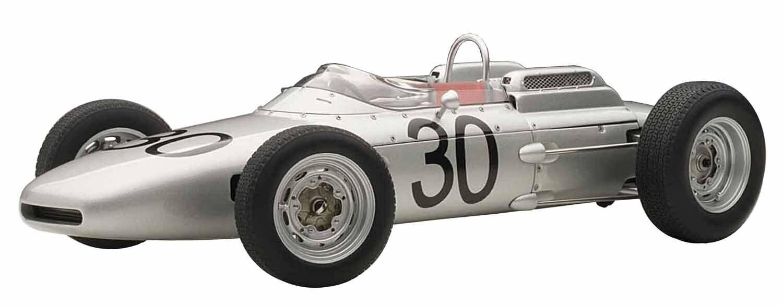 Porsche F1 804 ganador Gran Premio de Francia 1962 Dan Gurney Autoart 1 18 Japón Nuevo