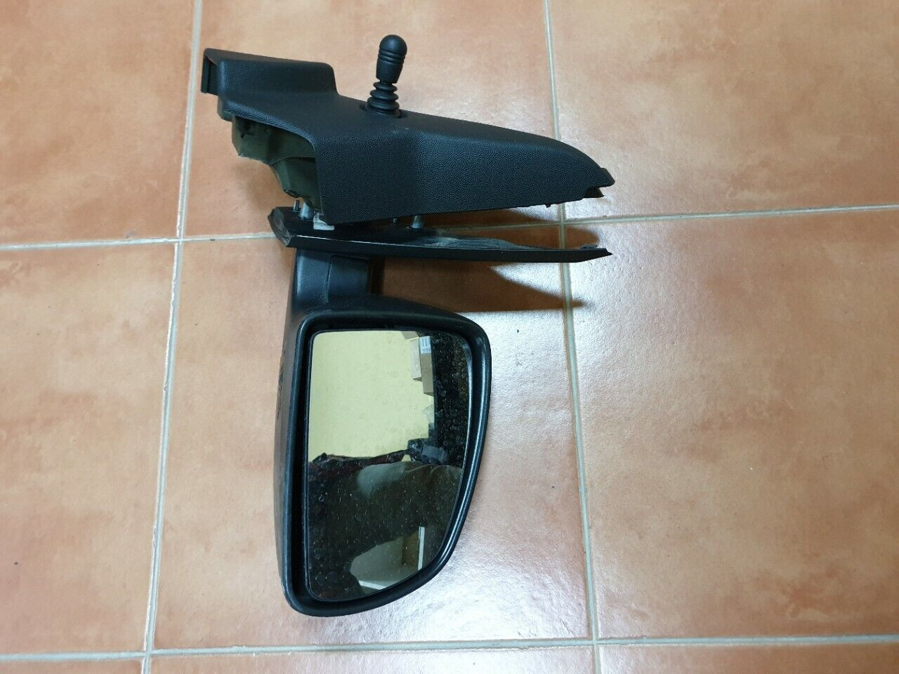 Espejo Derecho para Seat Toledo de 04//2004-03//2009 Convexo Calentado
