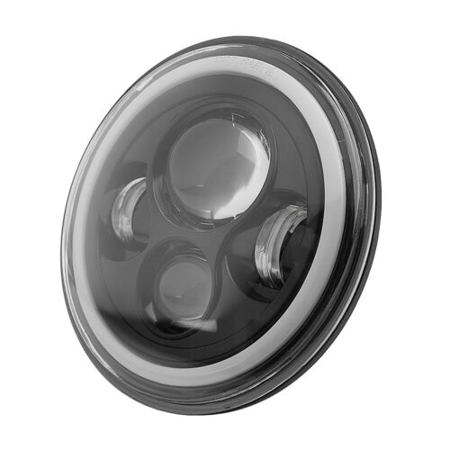 """Pair 7/"""" Inch LED Headlight Round HI//LO Sealed Beam for Chevy Pickup Truck 3100"""