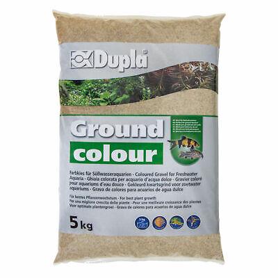 Haustierbedarf Erfinderisch Dupla Ground Colour River Sand 0,5-1,4 Mm 5 Kg Farbkies Bodengrund Süßwasser Buy One Give One Fische & Aquarien