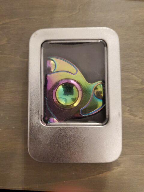 Starry Sky Tri Hand Spinner Galaxy Fidget Torqbar EDC Stocking for Focus USA