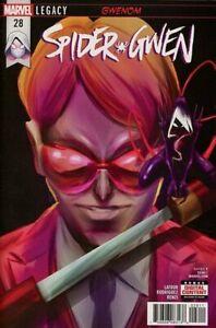 Spider-Gwen-Vol-2-Radioactive-28-Near-Mint-NM-Marvel-Comics-MODERN-AGE