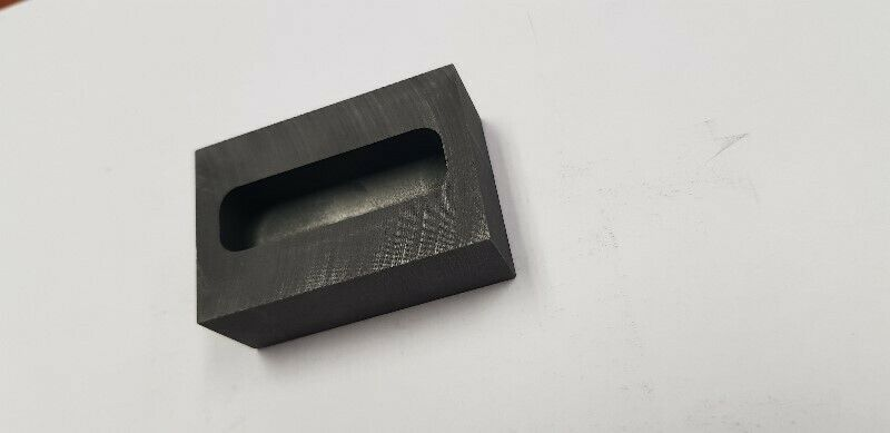 Graphite Casting Melting Ingot Mold for Gold Silver Metal