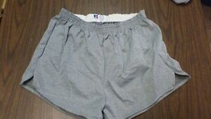 vinatge-70s-russell-athletic-poly-cotton-RAYON-OXFORD-gym-shorts-made-in-USA